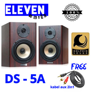 Harga ds5a ds5 a speaker monitor dolpin | HARGALOKA.COM