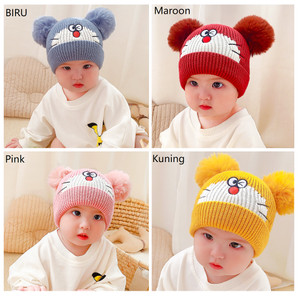 Harga topi bayi imut dan lucu topi anak lucu   | HARGALOKA.COM