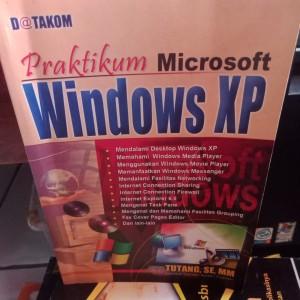 Harga buku ori   praktikum microsoft windows | HARGALOKA.COM