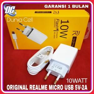Harga charger casan realme 5 micro usb original 100 resmi | HARGALOKA.COM