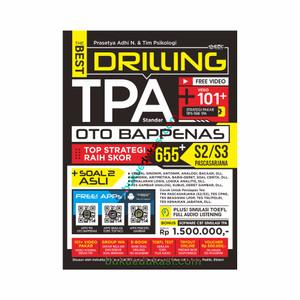 Harga buku tpa the best drilling tpa oto bappenas s2 s3 | HARGALOKA.COM
