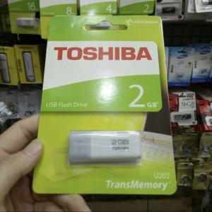 Harga flashdisk toshiba 2gb new flashdisk usb toshiba 2gb packing | HARGALOKA.COM