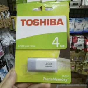 Harga flashdisk toshiba 4gb new flashdisk usb toshiba 4gb packing | HARGALOKA.COM