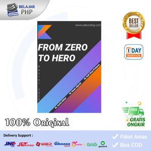 Harga buku belajar pemrograman kotlin android bahasa indonesia goodie | HARGALOKA.COM