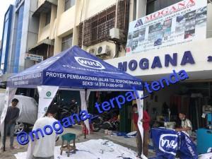 Harga tenda cafe 3 x 3 promosi | HARGALOKA.COM