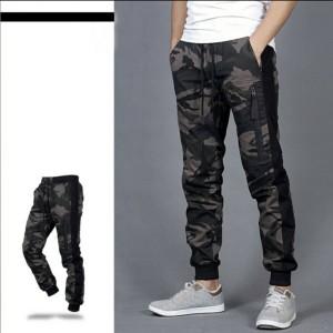 Harga celana joger camo   celana jogger army 212   313   joger pria loreng   212 | HARGALOKA.COM