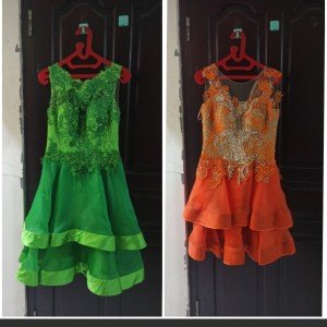 Harga baju pesta party dress preloved like | HARGALOKA.COM
