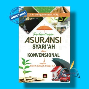 Harga buku perbandingan asuransi syari ah dan | HARGALOKA.COM