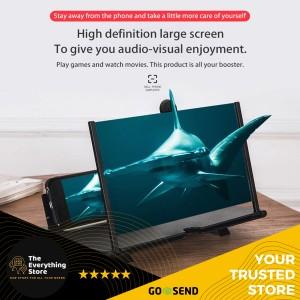 Harga ready stock cosmo genius projector phone screen   HARGALOKA.COM