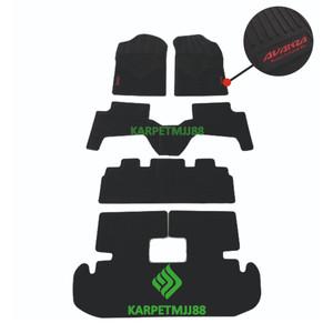 Harga karpet mobil toyota new avanza veloz baru full set    HARGALOKA.COM