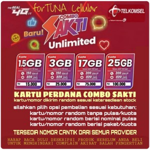 Harga kartu perdana telkomsel combo sakti amp paket internet murah lain f007   kartucombosakti kartu | HARGALOKA.COM