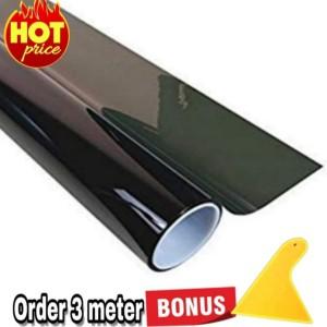 Harga kaca film peredam panas stiker kaca anti panas kaca film mobil   riben 20 l 152cm x | HARGALOKA.COM