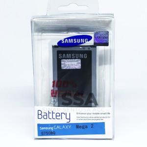 Harga baterai original 100 samsung galaxy mega 2 g750 mega2 g 750 batre | HARGALOKA.COM