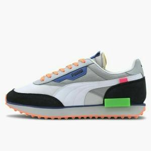 Harga sepatu sneakers casual puma future rider play   HARGALOKA.COM