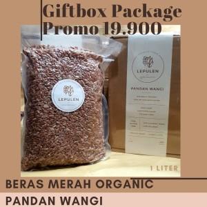 Harga beras merah organic pandan wangi   1 | HARGALOKA.COM