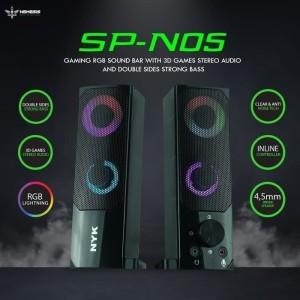 Harga speaker gaming rgb nyk nemesis soundbar nyk sp n05 best | HARGALOKA.COM