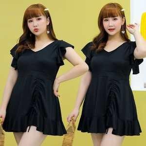 Harga baju renang wanita big size swimsuit women jumbo | HARGALOKA.COM