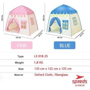 Harga tenda anak bermain speeds tenda camping indoor | HARGALOKA.COM