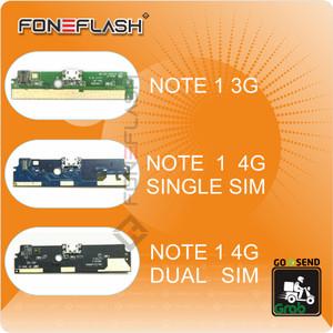 Harga flexible papan charger mic xiaomi redmi note 1 3g 4g single dual sim   note 1 4g | HARGALOKA.COM