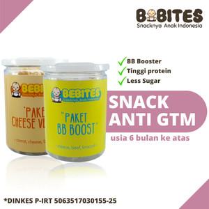 Harga makanan snack biskuit anak bayi baby 6 8 12 bulan 1 tahun sehat a14   pouch 60gr | HARGALOKA.COM