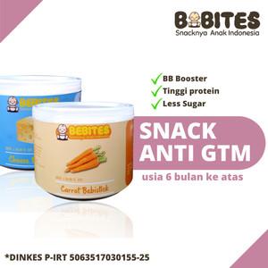 Harga biskuit bayi 6 bulan snack bayi cemilan bayi makanan bayi bayam 2   pouch 60gr | HARGALOKA.COM