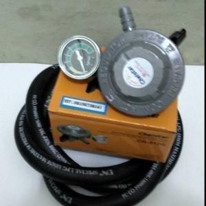 Harga regulator chelstar cr 312 g selang gas lpg 500 psi anti | HARGALOKA.COM