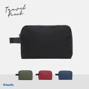 Harga pouch hand bag travel tas organizer gadget cordura   hijau | HARGALOKA.COM