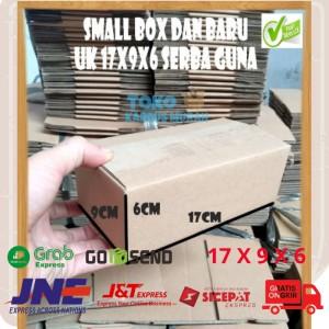 Harga Kardus Box Karton Packing 17 X 9 X 6 Katalog.or.id