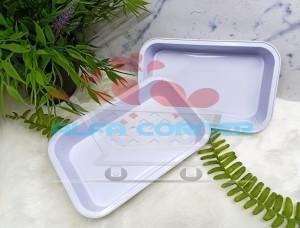 Harga tray aluminium foil 350 ml   kotak makanan premium   mentai rice | HARGALOKA.COM