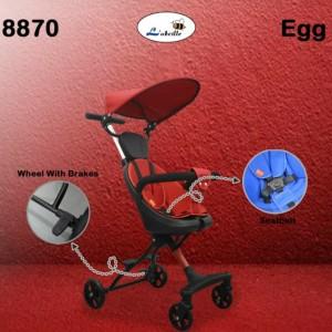 Harga makassar   stroller travelling micro trike labeille 8870 egg   | HARGALOKA.COM