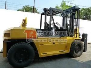Harga forklift bekas 15 ton komatsu berkualitas 4 meter rental | HARGALOKA.COM