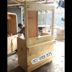 Harga gerobak kayu pinus jati | HARGALOKA.COM