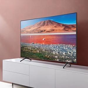 Harga samsung 50inch led smart tv uhd 4k hdr 50tu7000 ua50tu7000 new | HARGALOKA.COM