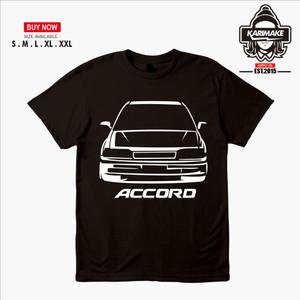 Harga kaos baju mobil honda accord maestro kaos otomotif   | HARGALOKA.COM