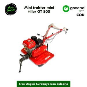 Harga mini traktor mini tiller gt 800 tiger free ongkir surabaya | HARGALOKA.COM