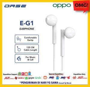 Harga oppo oase earphone e g1   HARGALOKA.COM