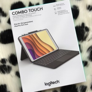 Harga ipad air or pro 10 5 2019 combo touch logitech 3rd 2nd gen case | HARGALOKA.COM