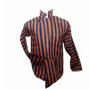 Harga baju adat jawa surjan lurik adat jawa   hitam coklat   HARGALOKA.COM