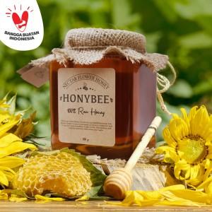 Harga madu murni 700gr raw honey     HARGALOKA.COM