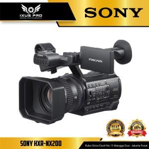 Harga sony hxr nx200 professional handycam sony | HARGALOKA.COM