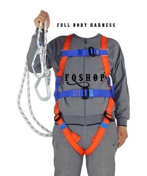Harga full body harness sabuk pengaman safety belt double big   HARGALOKA.COM