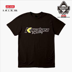 Harga kaos baju kawahara racing simple kaos otomotif   | HARGALOKA.COM