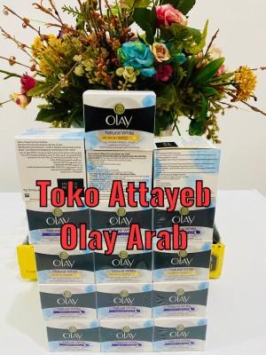 Harga olay natural white night 24 cream olay original arab olay natural whit   | HARGALOKA.COM