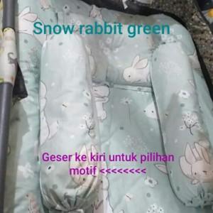 Harga sprei set bayi box bayi baby katun premium | HARGALOKA.COM