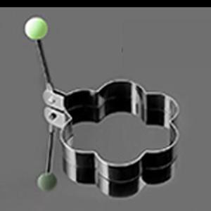 Harga cetakan telur goreng ceplok stainless steel bentuk unik   | HARGALOKA.COM