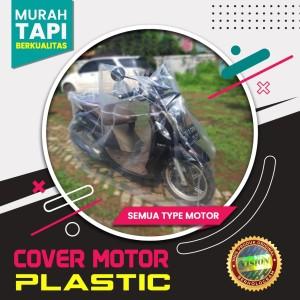 Harga cover motor sarung motor plastik xadv pcx aerox fino scoopy freego   | HARGALOKA.COM
