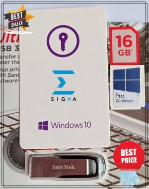 Harga wind 10 pro retailcard original bisa pindah pc usb installer bns | HARGALOKA.COM
