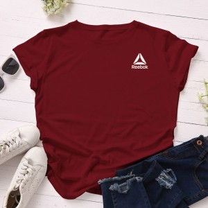 Harga kaos wanita kk27 tshirt katun combed 30s tumblr tee   m | HARGALOKA.COM