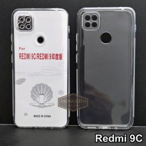 Harga case redmi 9c premium clear soft case bening transparan   HARGALOKA.COM