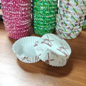 Harga Paper Cupcase Roti Oval Bread Cup Tempat Cetakan Kue Katalog.or.id